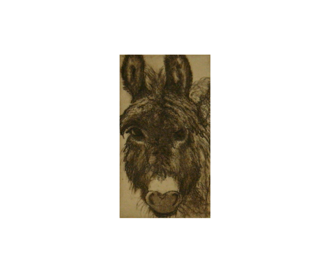I'm All Ears | 2.75x1.5 | Etching